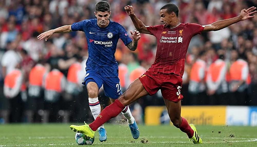 Chelsea, Liverpool, Siêu Cup Châu Âu