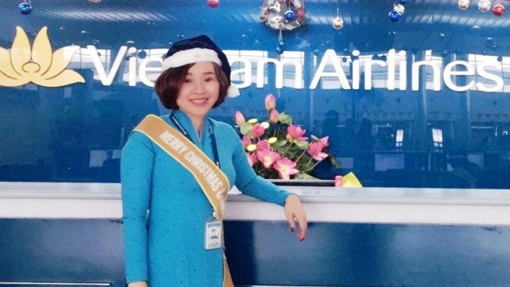 Nhân viên VNA, trả lại hơn 300 triệu đồng, khách bỏ quên, Lý Thị Thu Hương
