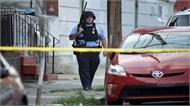 Mỹ: 6 cảnh sát bị thương trong vụ nổ súng tại Philadelphia
