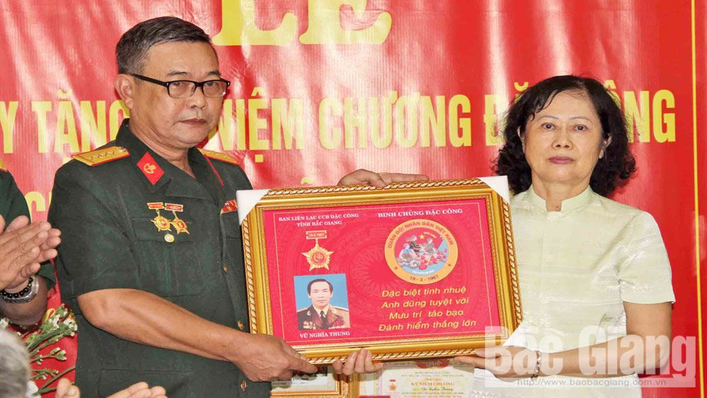 liệt sĩ, hài cốt, tìm kiếm liệt sĩ, chiến tranh, quân đội, Đại tá Dương Quang Hùng - Chính ủy Bộ CHQS tỉnh Bắc Giang,