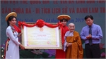 Linh Son Thanh Mau festival recognised as national intangible cultural heritage