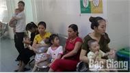 Thời tiết nắng nóng gay gắt, trẻ em nhập viện tăng