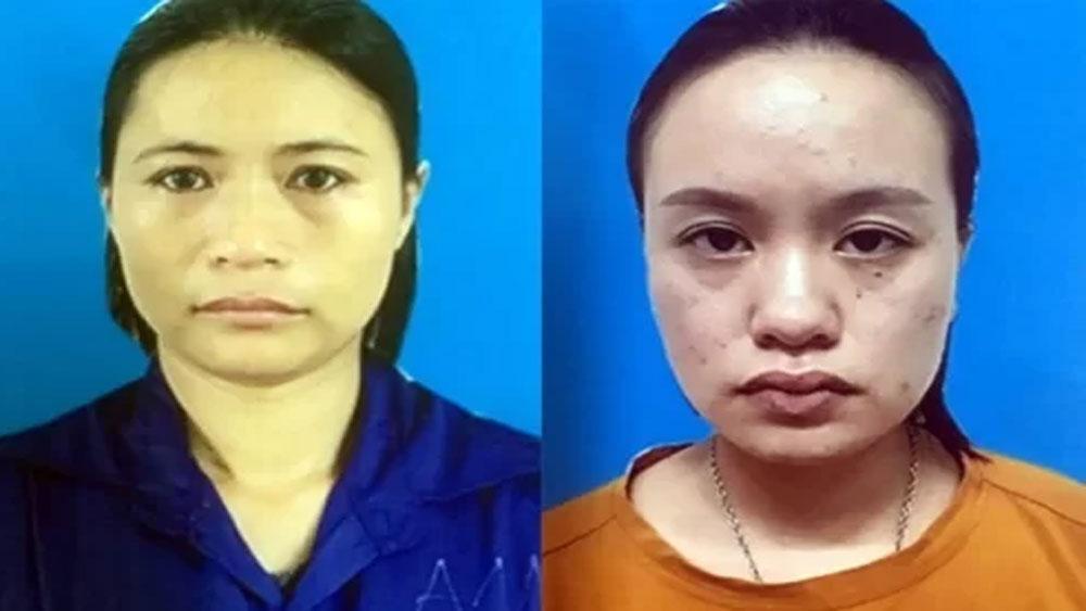 Cảnh sát, phát hiện, 8 phụ nữ mang thai hộ, căn chung cư,  Trần Thị Ba, Vũ Nga Linh, chung cư mini Cao Thắng