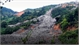 Hơn một km rác thải chảy tràn xuống thung lũng sau mưa lũ