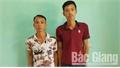 Bắc Giang: Tạm giữ hai đối tượng ngoại tỉnh trộm 3 xe máy