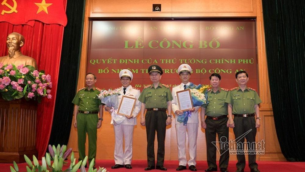 Tướng Lương Tam Quang, Nguyễn Duy Ngọc, Thứ trưởng Bộ Công an