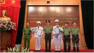 Tướng Lương Tam Quang và Nguyễn Duy Ngọc làm Thứ trưởng Bộ Công an