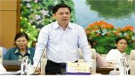 """Bộ trưởng Giao thông-Vận tải trả lời nhiều vấn đề """"nóng"""" của ngành"""