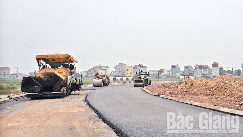 Bac Giang attracts many big investment projects