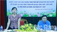 Phối hợp giám sát việc thực hiện chính sách, pháp luật đối với nữ viên chức, công chức, lao động