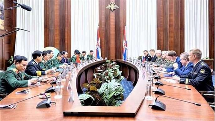 Vietnam, Russia foster defence cooperation