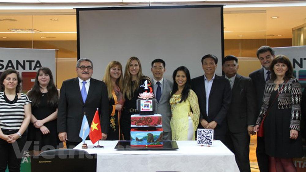 Vietnam promotes tourism in Argentina