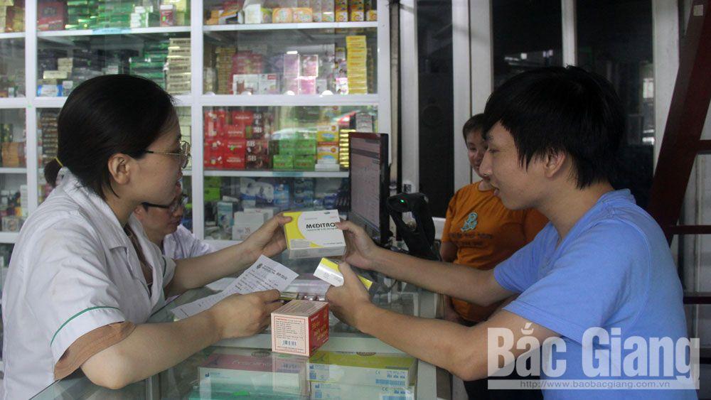 Nối mạng cơ sở bán lẻ thuốc: Chưa phát huy hiệu quả