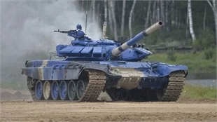 Vietnamese tank crew runner-up at International Army Games