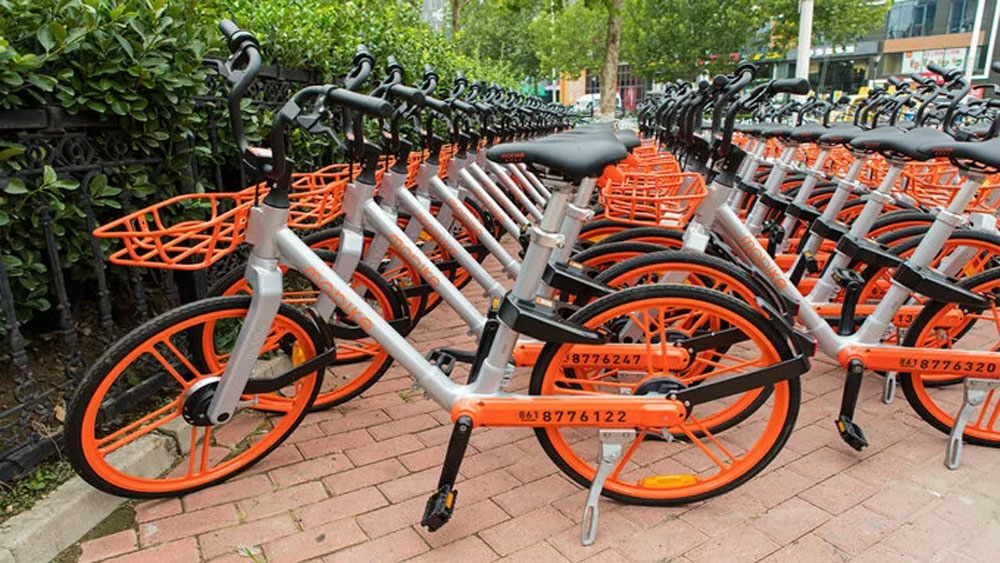 Tech firms, bicycle sharing plan, Ho Chi Minh city, bicycle sharing scheme, short-distance commuters, public bicycle scheme