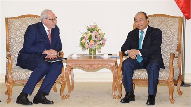 PM hosts CEO of International Finance Corporation