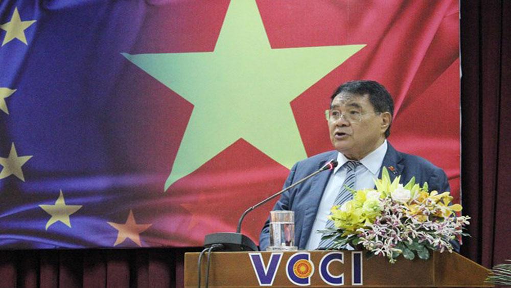 Vietnamese firms, EU-Vietnam Free Trade Agreement,  Vietnamese companies, largest and most lucrative markets, biggest trade partner