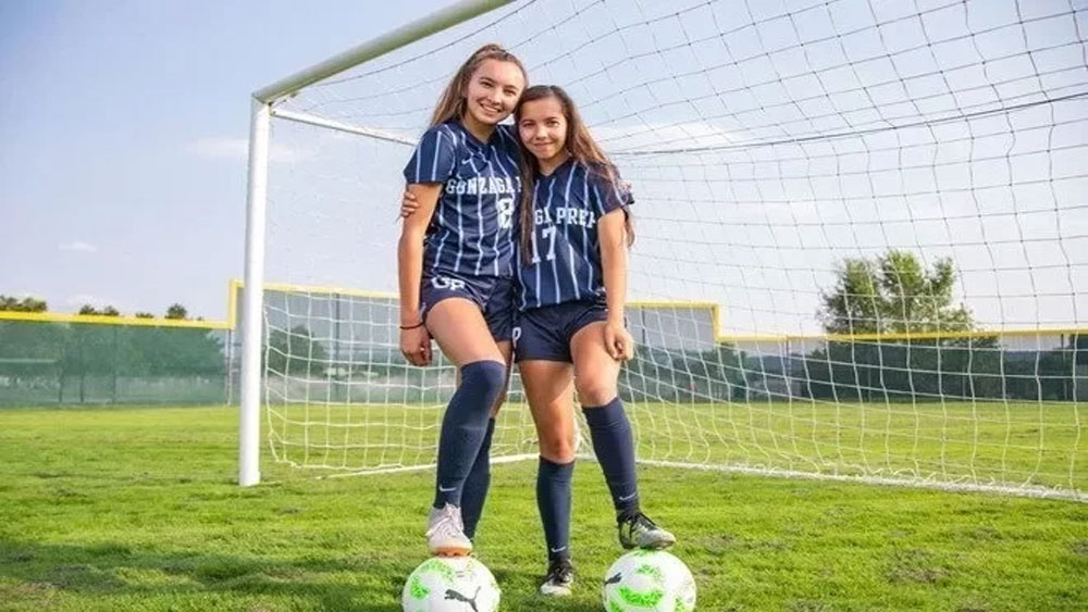 Vietnamese-American sisters in reckoning for U19 football team