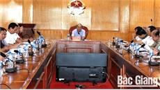Phát huy nội lực để thúc đẩy phát triển KT-XH, phấn đấu về đích huyện nông thôn mới năm 2020