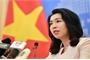 Yêu cầu Trung Quốc rút tàu khảo sát Hải Dương 8 và tàu hộ tống ra khỏi vùng biển của Việt Nam