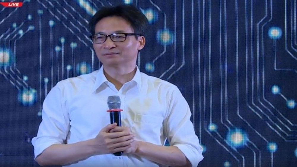 Phó Thủ tướng Vũ Đức Đam: Trí tuệ nhân tạo sẽ đưa Việt Nam phát triển