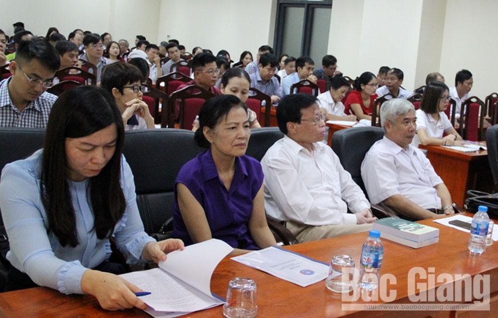 Đoàn Luật sư tỉnh Bắc Giang, Trương Thanh Đức, tư vấn, doanh nghiệp