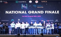 Tổng đài ảo thông minh giành quán quân cuộc thi quốc gia về trí tuệ nhân tạo