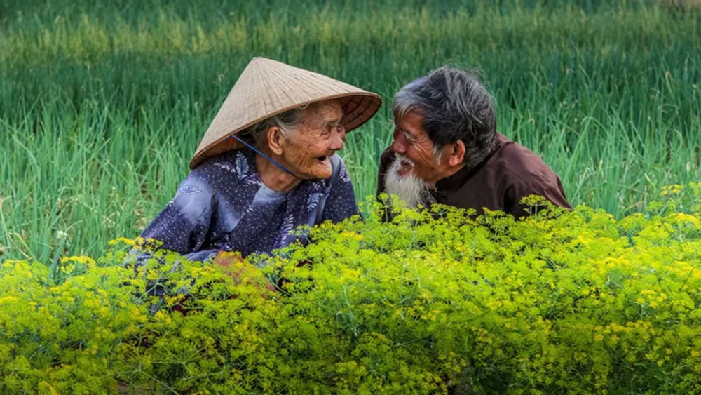 Photo of Vietnamese couple, 50 best, int'l contest, Forever in Love, Love2019 Awards, Vietnamese photo, Agora Images