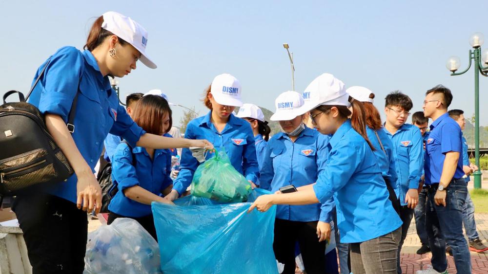 túi ni lông, đồ bằng nhựa dùng một lần, thói quen,  rác thải nhựa, ô nhiễm môi trường