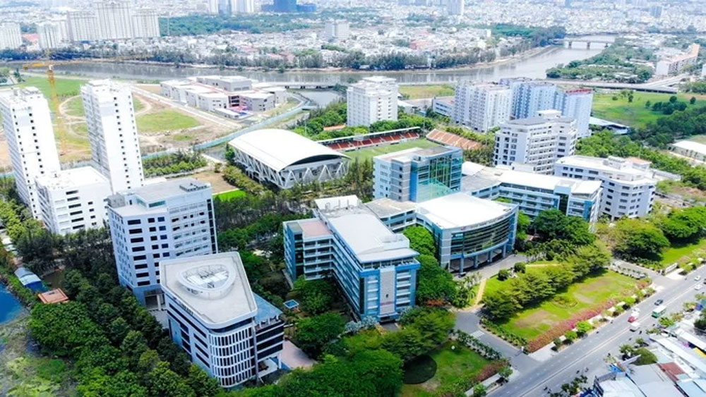 Ton Duc Thang University ranked among world's top 1,000