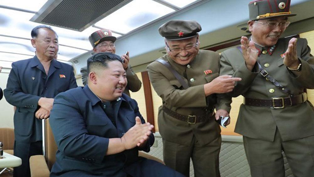 Triều Tiên, tuyên bố, tiếp tục phát triển vũ khí