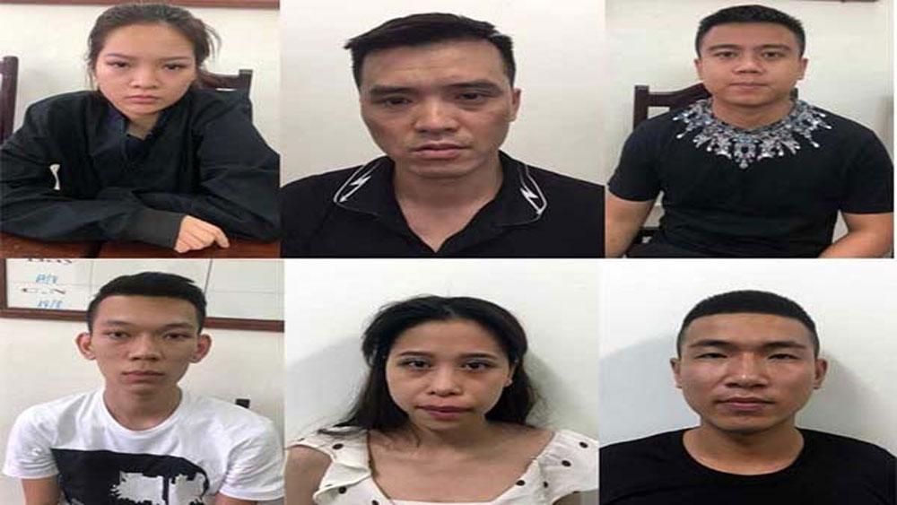 Đột kích, quán Hey Club, Hà Nội, phát hiện súng, ma túy, Nguyễn Đăng Sơn