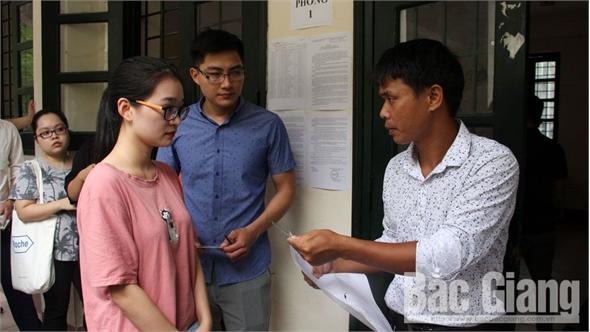 Khai mạc kỳ thi tuyển dụng công chức, sát hạch viên chức năm 2019