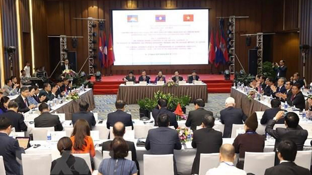 Vietnam, Laos, Cambodia seek to promote Development Triangle efficiency