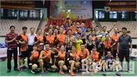 Bế mạc giải cầu lông các CLB toàn tỉnh Bắc Giang - Cúp Thành Công: CLB Ngô Sỹ Liên giành ngôi vô địch