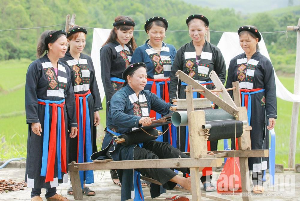 Bắc Giang, Lục Nam, dân tộc thiểu số, miền núi, nông thôn