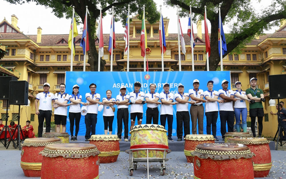 ASEAN, Family Day 2019, Hanoi, Circle of Hanoi, trustworthy partner, solidarity and cooperation, Southeast Asian nations