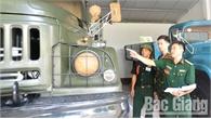Bộ CHQS tỉnh Bắc Giang ứng dụng nhiều sáng kiến cải tiến kỹ thuật