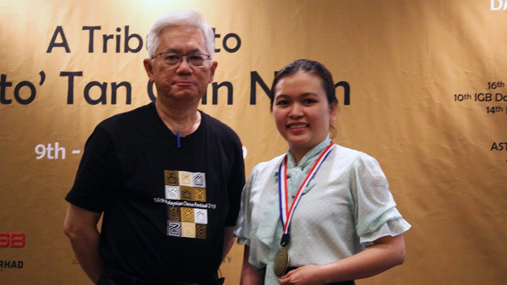 Cờ vua Bắc Giang, Mai Hưng, xuất sắc, giải Malaysia