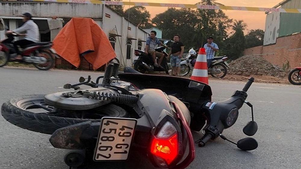 Truy tìm, kẻ dùng nón bảo hiểm, đánh người tử vong, tai nạn,  ông Nguyễn Thành Long