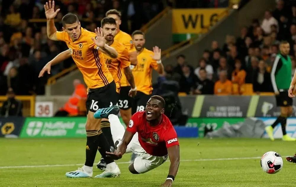 Wolves, Man Utd, Pogba