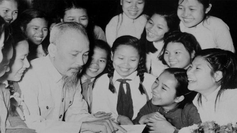 """Ngày 30-8, diễn ra triển lãm """"50 năm thực hiện Di chúc Chủ tịch Hồ Chí Minh"""" tại Hà Nội"""