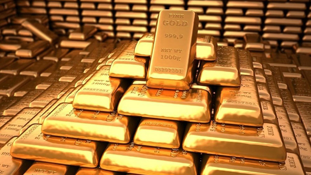 Giá vàng trong nước và thế giới tiếp tục giảm