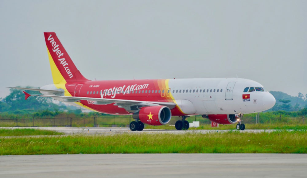 Vietjet Air, first ever direct flights, New Delhi, Budget carrier, air transport agreement, economic and tourism cooperation,