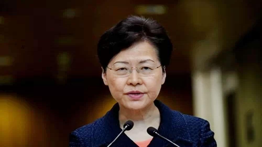 Lãnh đạo Hong Kong, cam kết, đối thoại với người biểu tình