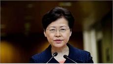 Lãnh đạo Hong Kong cam kết đối thoại với người biểu tình