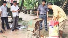 Khuyến khích nông dân có cách làm mới, nâng cao hiệu quả sản xuất nông nghiệp