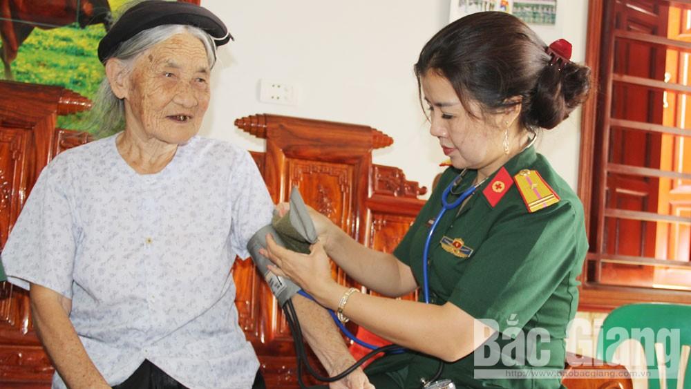 Bắc Giang, Chỉ huy Bộ CHQS tỉnh, thực hiện Di chúc của Bác Hồ, thi đua, điển hình tiên tiến