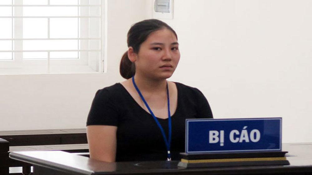 Màn tống tiền trắng trợn, đêm yêu đương, kiều nữ Vĩnh Phúc,  bị cáo Nguyễn Thị Lan Hương