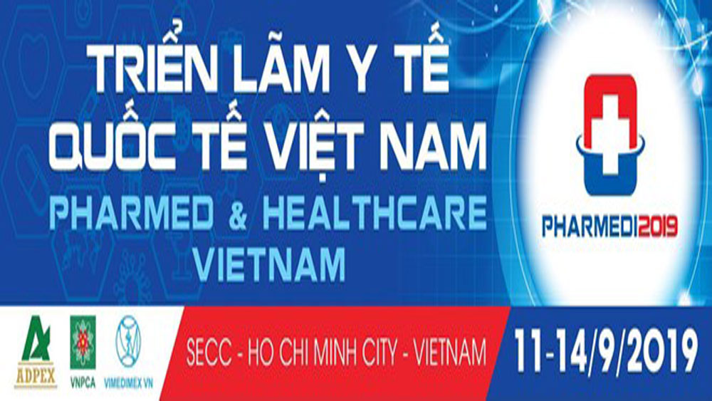 Largest ever trade fair of medical-pharmaceutical industry slated for September